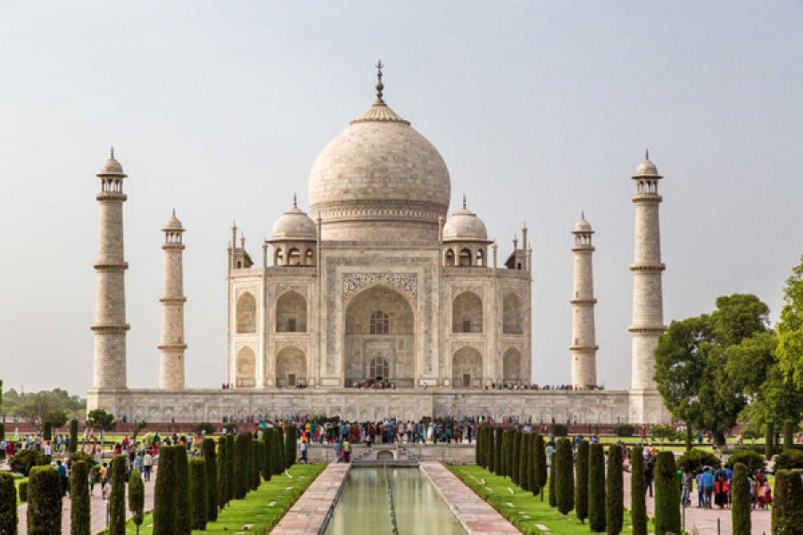 Kashmir with Taj Mahal Tour